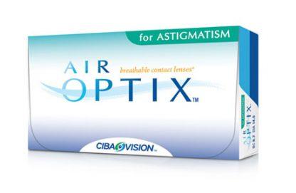 døgnlinser Alcon Air Optix for Astigatism