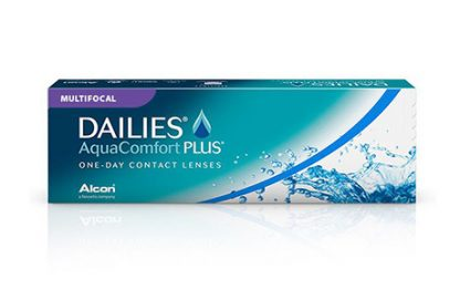 Alcon Dailies AquaComfort Plus Multifocal endagslinser