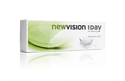 Vision Care New Vision 1 Day UV