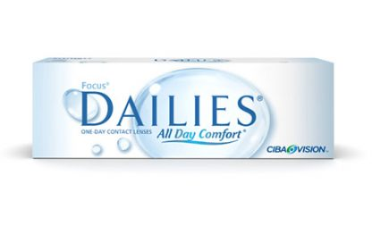 Kontaktlinser Dailies All Day Comfort