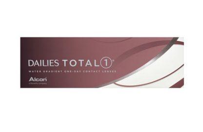 Kontaktlinser Dailies Total1