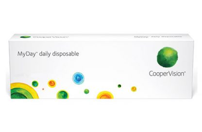 Cooper MyDay kontaktlinser