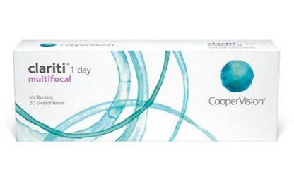 Cooper Clariti multifokale indagslinser