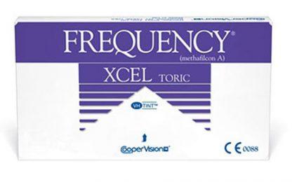 Cooper Frequency Xcel kontaktlinser bygningsfejl