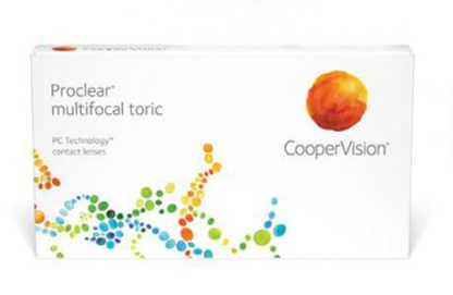 Cooper Proclear Multifocal Toric